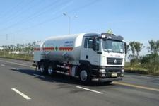 查特牌CTZ5266GDY型低温液体运输车图片