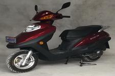 麦科特牌MCT125T-13A型两轮摩托车