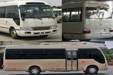 金旅牌XML6700J38型客车图片4