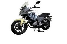 新大洲本田牌SDH175-7型两轮摩托车