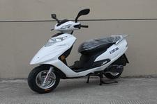 竞隆牌JL125T-38S型两轮摩托车