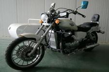 大地鹰王牌DD350B型边三轮摩托车图片