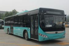 宇通牌ZK6125BEVG16A型纯电动城市客车图片
