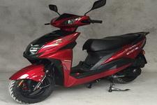 麦科特牌MCT125T-18A型两轮摩托车