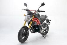 浩爵牌HJ150-8A型两轮摩托车图片