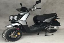 麦科特牌MCT125T-11A型两轮摩托车