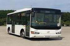 海格牌KLQ6690GEVN型纯电动城市客车图片