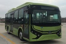 8.1米|11-26座比亚迪纯电动城市客车(BYD6810HZEV)