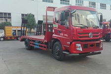程力威牌CLW5161TPBT5型平板运输车