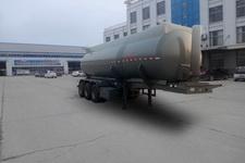 中梁宝华牌YDA9404GFL型中密度粉粒物料运输半挂车图片