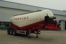 威正百业牌WZB9400GFL型中密度粉粒物料运输半挂车图片