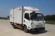 江铃牌JX5040XXYXCM2型厢式运输车图片