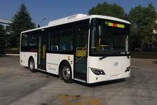 8.5米|10-28座大运纯电动城市客车(CGC6856BEV1KAMJHASM)
