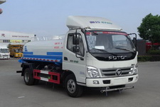 虹宇牌HYS5081GPSB型绿化喷洒车图片