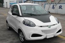 知豆牌SMA7001BEV71型纯电动轿车图片