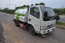 金银湖牌WFA5043GXSEE5型清洗洒水车图片