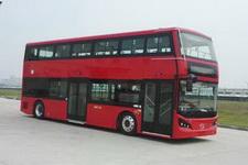 10.2米|14-62座广汽纯电动双层城市客车(GZ6100LSEV)