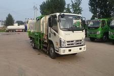 北重电牌BZD5043ZZZ-K1型自装卸式垃圾车图片