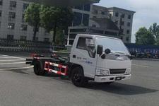 国五江铃勾臂式垃圾车