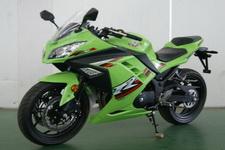 大地鹰王牌DD350G-5型两轮摩托车图片