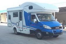 程力威牌CLW5042XLJN5型旅居车