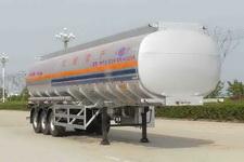开乐牌AKL9400GHYA型化工液体运输半挂车图片