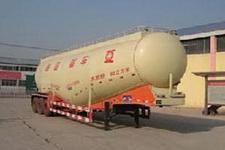 通亚达牌CTY9406GFL型粉粒物料运输半挂车图片
