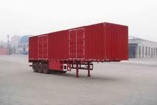 大运牌DYX9400XXY360A型厢式运输半挂车图片