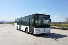 福田牌BJ6105PHEVCA-7型插电式混合动力城市客车图片