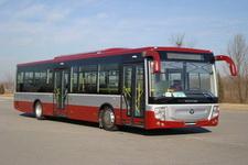 福田牌BJ6123PHEVCA-7型插电式混合动力城市客车图片
