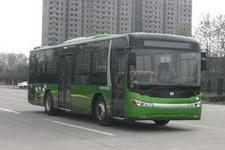 中通牌LCK6103PHEVCN型混合动力城市客车图片