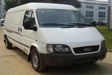 江铃全顺牌JX5030XXYPHC-M5型厢式运输车