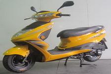 宗申牌ZS125T-35型两轮摩托车图片