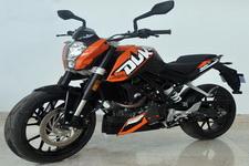 春风CF200型两轮摩托车