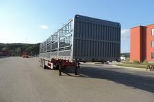 鑫华驰13米33吨3轴仓栅式运输半挂车(THD9401CCY)
