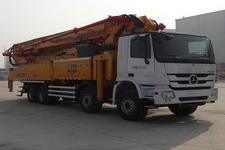 XZJ5441THBB型徐工牌混凝土泵车图片