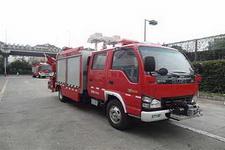 中联牌ZLJ5060TXFJY68型抢险救援消防车图片