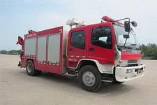 中联牌ZLJ5131TXFJY98型抢险救援消防车图片