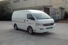 大马牌HKL5040XXYBEV型纯电动厢式运输车图片
