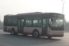 中通牌LCK6107PHEVG型插电式混合动力城市客车图片
