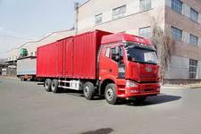解放牌CA5310XXYP66K2L7T4E5型厢式运输车图片