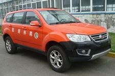 江铃牌JX5036XZHL型森林防火指挥车