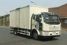 解放牌CA5160XXYP62K1L2E5Z型厢式运输车图片