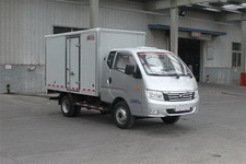 福田牌BJ5046XXY-K2型厢式运输车图片