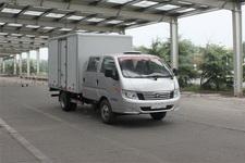 福田牌BJ5046XXY-K3型厢式运输车图片