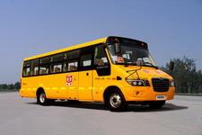 海格牌KLQ6896XQE5B型小学生专用校车图片