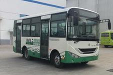 中通牌LCK6660EVG2型纯电动城市客车图片