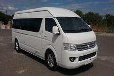 福田牌BJ6609EVUA型纯电动轻型客车图片