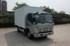 庆铃牌QL5075XXYA1HAJ型厢式运输车图片