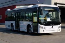 9米福田混合动力城市客车